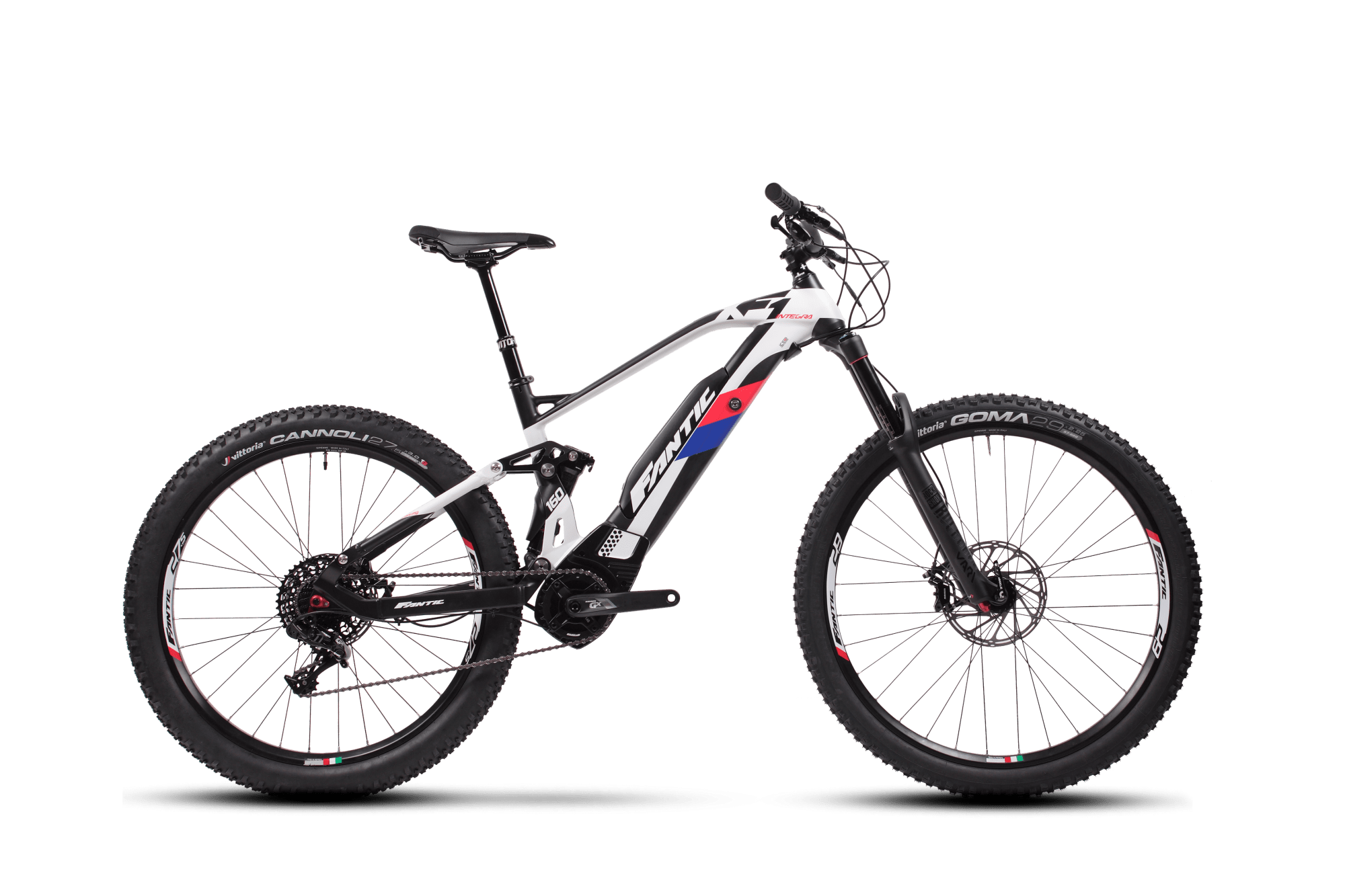 FANTIC XF1 INTEGRA ENDURO 160