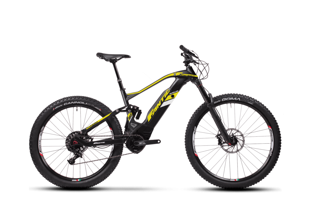 FANTIC XF1 INTEGRA ENDURO CARBON 160