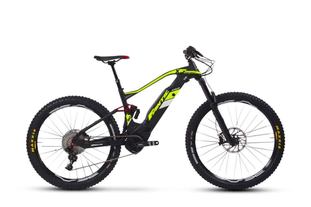 Fantic XF1 INTEGRA 160 Carbon 2019.