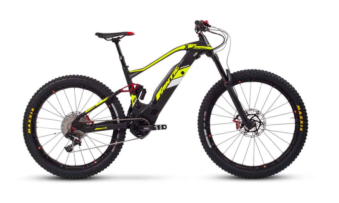 Fantic XF1 CARBON ONE 2019.